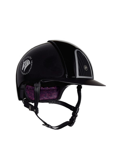Miasuki Rider riding hat black