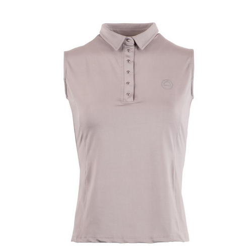 Montar Charlie Sleeveless Polo Shirt