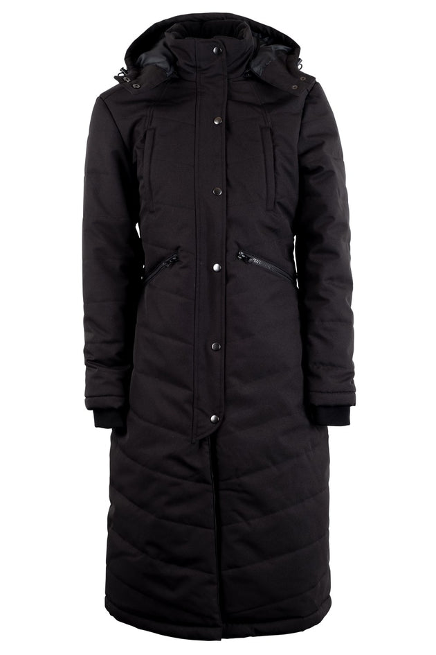 Montar Dicte Extra Long Jacket