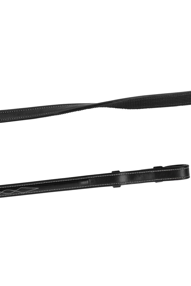 Montar Leather and Rubber Reins