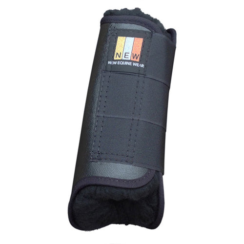 NEW Equine Wear Fleece cross country xc boot