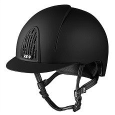 KEP Cromo smart riding hat helmet. Free UK delivery.