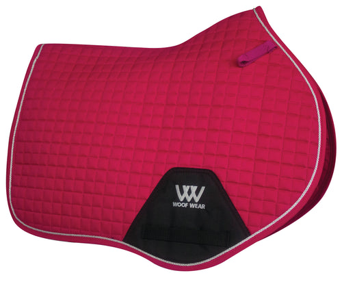 Woof Wear Contour Close Contact Saddle Cloth