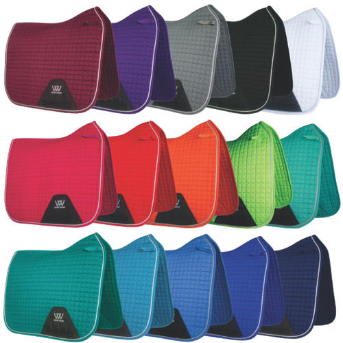 Woof Wear Dressage Contour Saddle Cloth