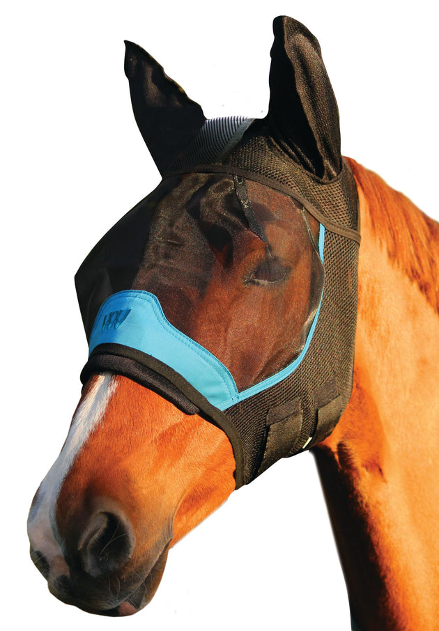 Woof wear uv fly mask with ears