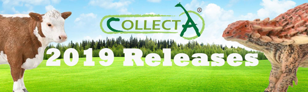 CollectA 2019 New Releases