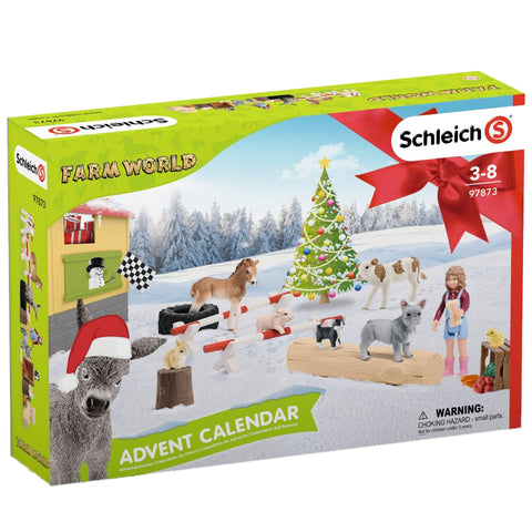 Schleich Farm World Advent Calendar 97873