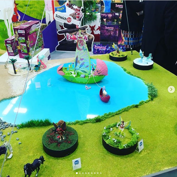 Schleich New Release Toy Fair 2019 Images