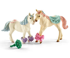 Schleich Star Companion with Feed #41452