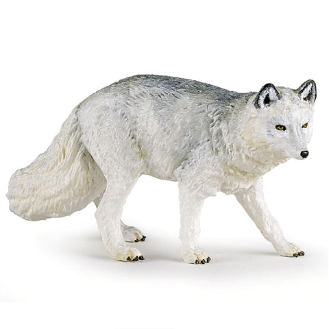 Papo Polar Fox 50200 Papo retiring 2019 Papo nz Animal Kingdoms nz