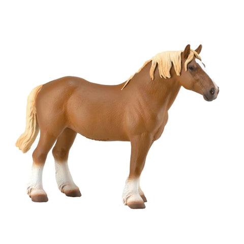 CollectA Belgian Mare Chestnut 88819 New Release 2018