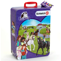 Special Edition Horse Club collecting case Schleich 98173 Limited Edition
