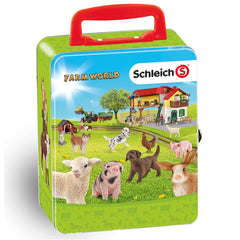 Special Edition Farm World collecting case Schleich 98172 Limited Edition