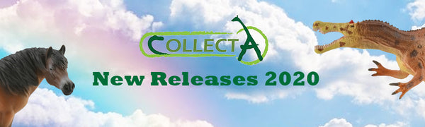 CollectA 2020 new releases