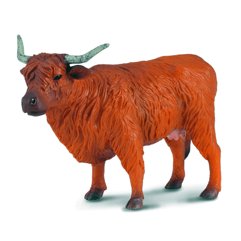 CollectA Highland Cow 88232 Retired 2018
