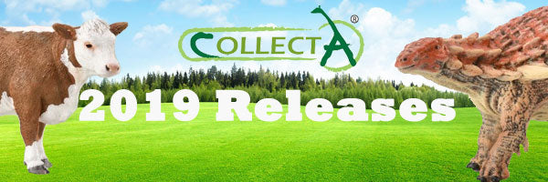 CollectA 2019 New Release 2019 CollectA