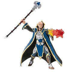 Exclusive Knights - Dragon Knight Magician  Schleich 72059  Introduced: ; Retired: