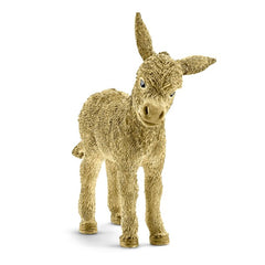 Schleich Gold Donkey Limited Edition Exclusive