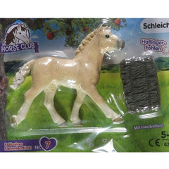Haflinger Foal  Schleich 82979  Introduced: 2017; Retired: 2017  Special Edition Schleich Horse Club Magazine Editions