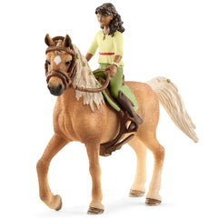 Limited Edition Horse Club Sarah & Mystery   Schleich 42414