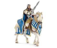 Schleich Griffin Knight King with Horse #70119
