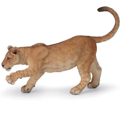 Papo Young Lioness Papo Wild Life 50124 Papo nz Papo Retiring 2019 Retired Papo Animal Kingdoms nz
