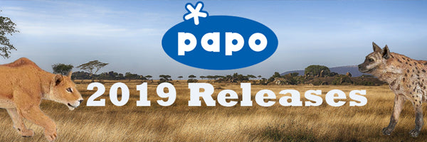 Papo 2019 new releases Papo 2019 Animal Kingdoms nz Papo nz