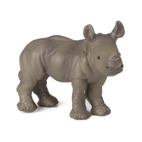 Papo Baby Rhino 50035 Papo Retiring 2019 Papo Retired Papo nz Animal Kingdoms nz