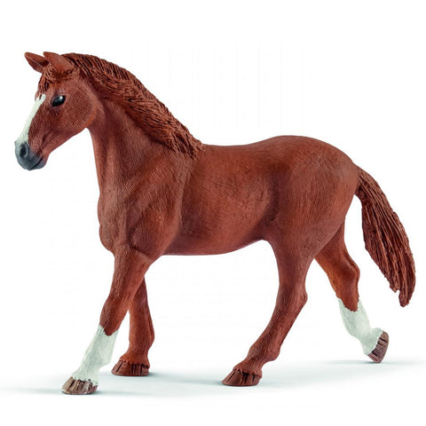 Schleich Hannah's Guest Horse and dog Ruby 42458 Schleich 2019