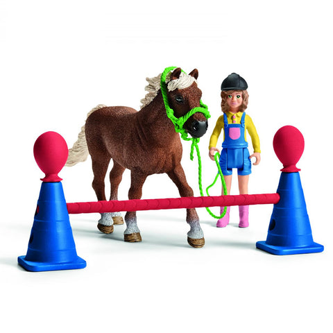 Schleich Pony Agility Training 42481 New Release Schleich 2019