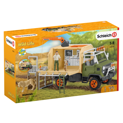 Schleich Big Rescue Truck #42475