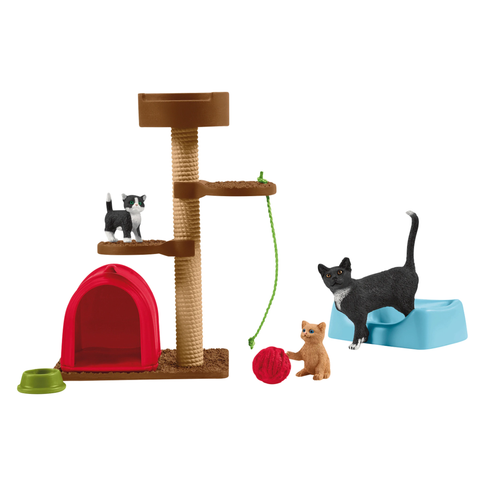 Schleich Kitten Playpen #42501