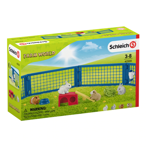 Schleich Pen for Rabbit and Guinea Pigs #42500