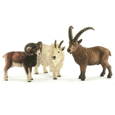 Schleich Mountain Animals 41459