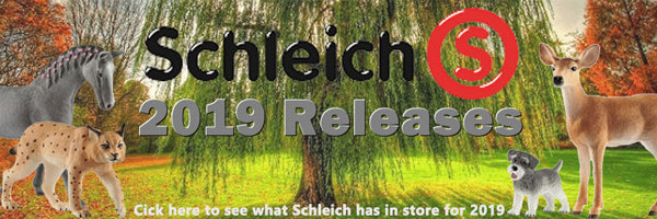 Schleich 2019 New release Schleich 2019 Animal Kingdoms nz