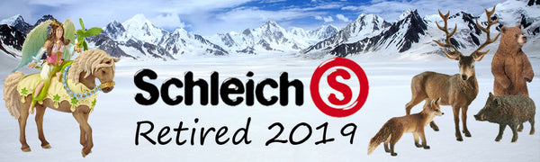 Schleich Retiring 2019 Schleich Retired 2019 Animal Kingdoms nz Schleich 2019