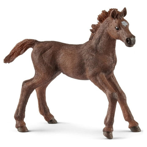 Schleich English Thoroughbred Foal 13857