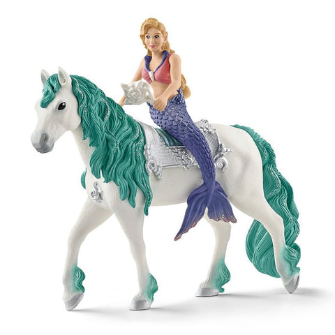 Schleich Gabriella Mermaid on horseback
