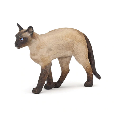 Papo Siamese cat 54036 Papo Retiring 2019 Papo Retired 2019 Animal Kingdoms nz Papo nz
