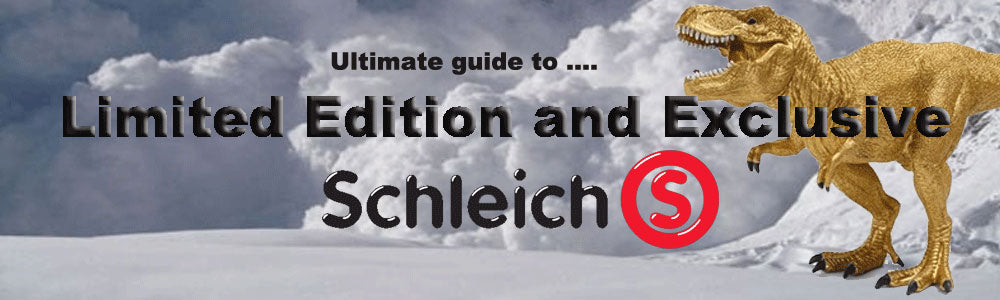 A Comprehensive Guide to Exclusive and Limited Edition Schleich