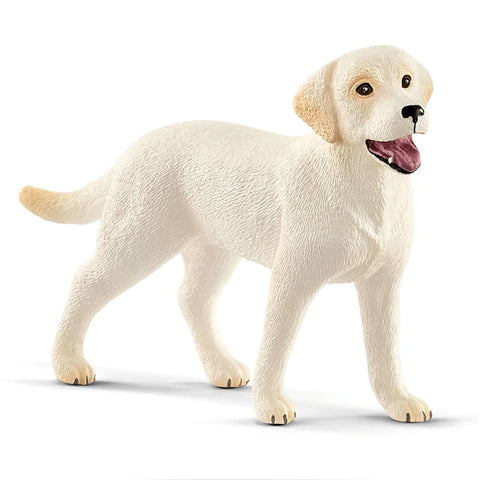 Schleich Walking with Labrador Retriever  Schleich 42478  Release Date January 2019