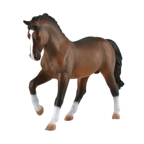 CollectA Warmblood Stallion Bay 88827 New Release 2018