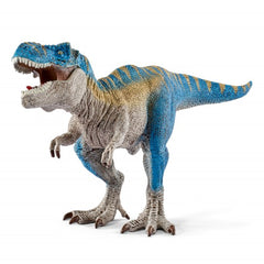 Special Edition Blue Tyrannosaurs Rex  Schleich 42305  Introduced: ;  Retired:  Part of the Giant Volcano with T-Rex Set