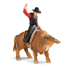 Special Edition Cowboy with bull  Schleich 72120