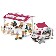 Special Edition Mobile vet at the riding school  Schleich 72121