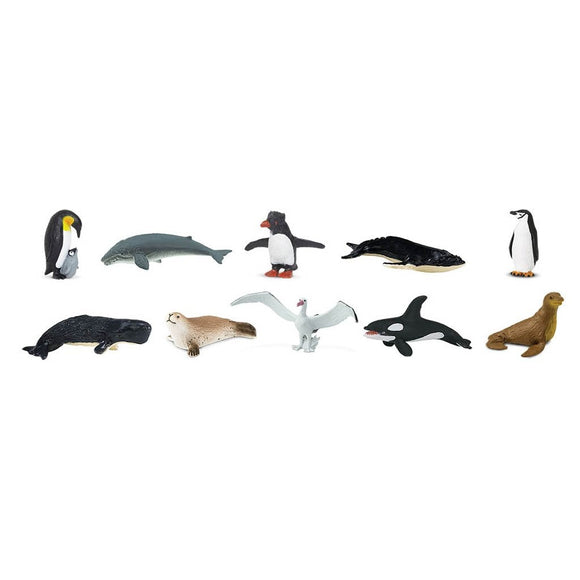 Safari Ltd Antarctica Toob-SAF100113-Animal Kingdoms Toy Store