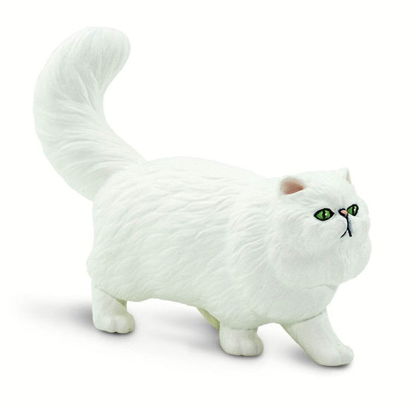 Safari Ltd Persian Cat-SAF100203-Animal Kingdoms Toy Store
