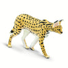 Safari Ltd Serval-SAF100237-Animal Kingdoms Toy Store
