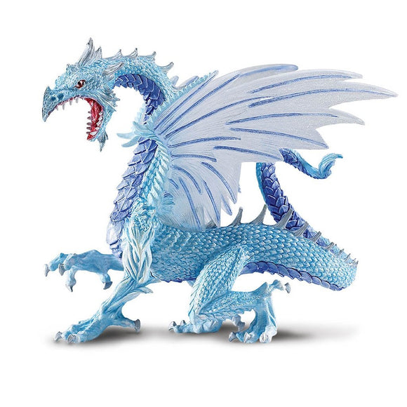 Safari Ltd Ice Dragon - AnimalKingdoms.co.nz