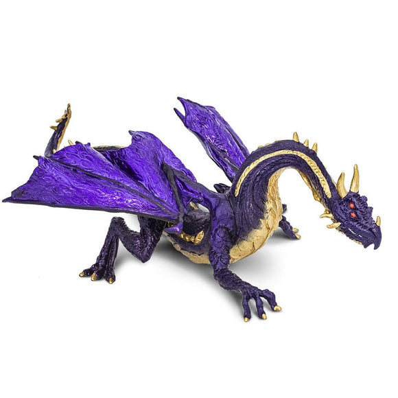 Safari Ltd Midnight Moon Dragon - AnimalKingdoms.co.nz